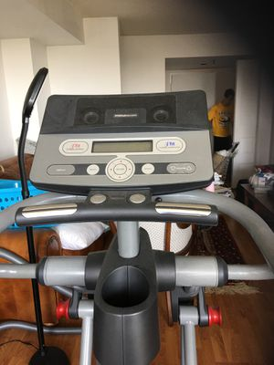IFIT elliptical trainer best way to loose weight for Sale in Westlake, MD