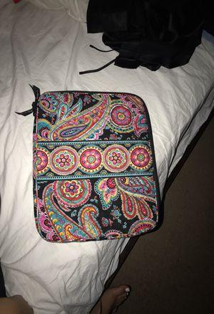 vera bradley laptop case for Sale in Pasadena, TX
