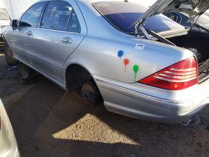 Mercedes Benz w220 s500 parts car for Sale in Phoenix, AZ
