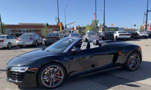 2015 Audi R8 V10 AWD Convertible for Sale in Mesa, AZ