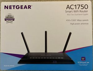 Netgear WiFi Router (AC1750) for Sale in Gilroy, CA