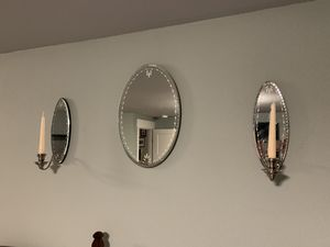 Partylite wall set for Sale in Lacey, WA