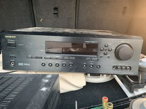 Onkyo Sony and 5 Boston speakers for Sale in Oakland Park, FL