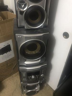 Sony Shelf Stereo System for Sale in Huntington Beach, CA