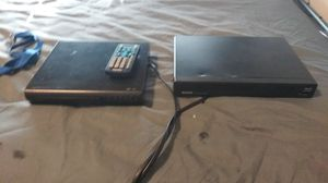 A DVD player and Blu-ray player for Sale in Fort Worth, TX