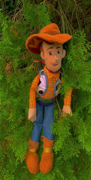 Toy story Woody plush for Sale in Kissimmee, FL