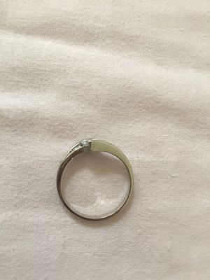 Sterling silver 925 engagement ring for Sale in Villages of Dorchester, MD