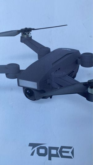 Tope drone 3d camera comes with case and charger for Sale in Los Angeles, CA