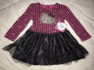 Hello kitty dress for Sale in San Jose, CA