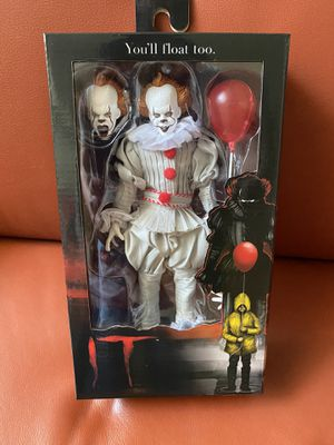 Neca Pennywise clothed 8 inches tall for Sale in Manchaca, TX