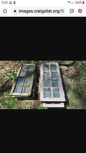 ANTIQUE WINDOWS for Sale in Lynchburg, VA