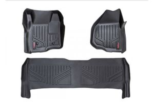 WeatherTech F150 Front & Rear Floor mat for Sale in Plainfield, IL
