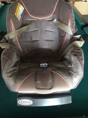 Graco Car Seat can be used facing rear or forward gently used for Sale in Lakeland, FL