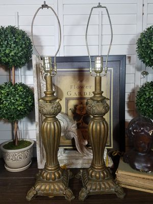 Decorative Ornate Lamps for Sale in Orlando, FL