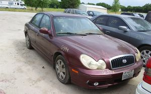 2002 HYUNDAI SONATA---- FOR PARTS ONLY/ / PARTES SOLAMENTE #6394 for Sale in Dallas, TX