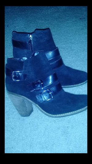 Black boot heels for Sale in Federal Way, WA