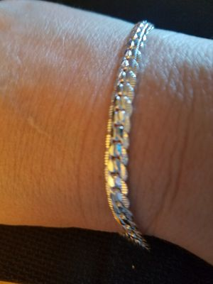 "Sterling Silver Bracelet 8"" for Sale in Knoxville, TN"