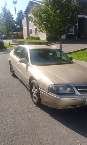 2005 Chevy Impala for Sale in Tacoma, WA