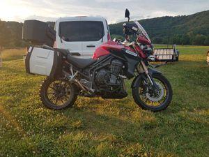 2015 triumph explorer ABS for Sale in Yancey Mills, VA