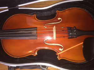 Strobel ML-80 Student Series 3/4 Size Violin Outfit $359 for Sale in Clinton, MD