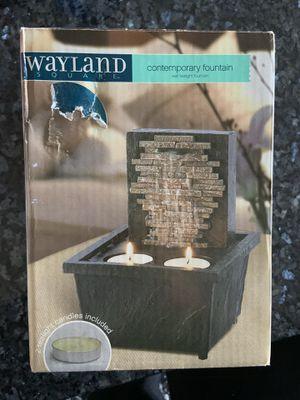 Contemporary fountain new for Sale in La Mesa, CA