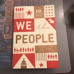 We The People 12th Essentials Edition for Sale in Ridgefield,  WA