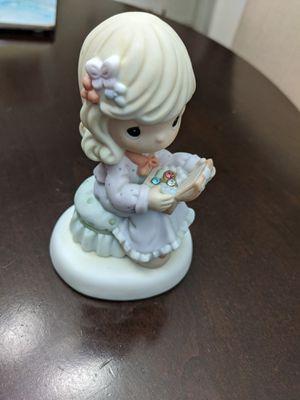 Precious moments figurine for Sale in Clark, NJ