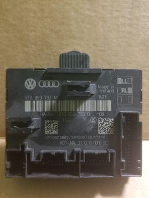 2009 to 2012 Audi A4 B8 Front left Control Module Unit ECU OEM Part # 8T0 959 793 M for Sale in Gurnee, IL