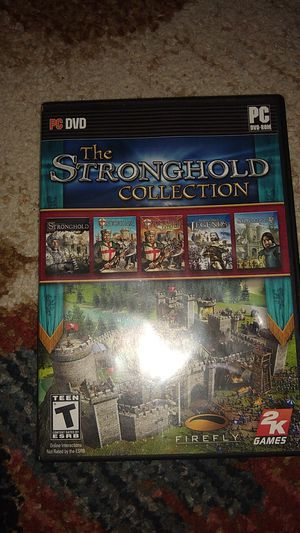 Stronghold PC game for Sale in San Clemente, CA