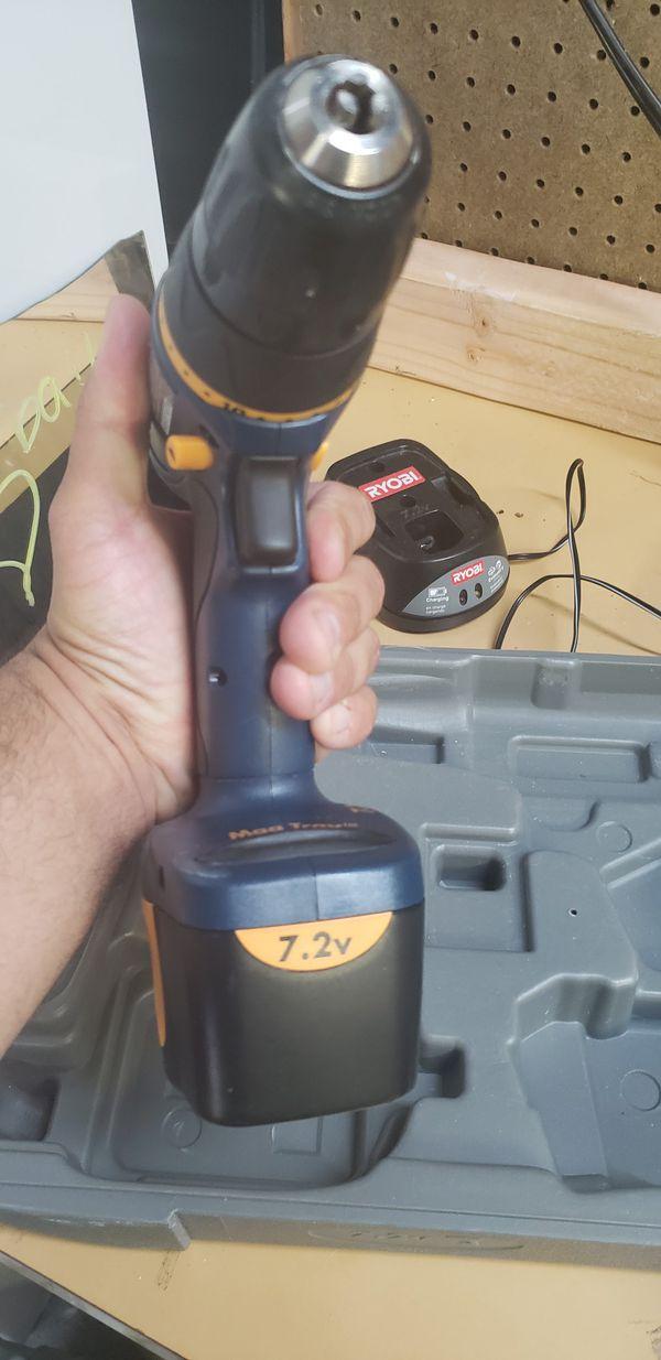 7.2V Robi power tools