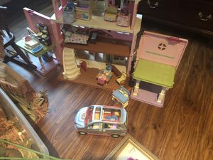 Fisher Price doll house for Sale in Oakton, VA