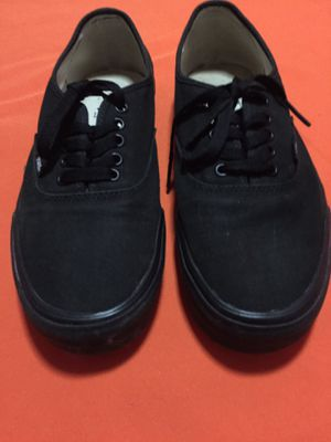 Vans unisex men's 10.5 , women's 12 for Sale in Brownsville, TX