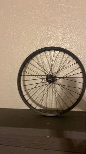 Stolen bike co BMX front wheel for Sale in Fort Worth, TX