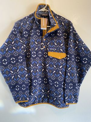 Patagonia Synchilla Fleece Pullover mens S M $140 for Sale in Thousand Oaks, CA