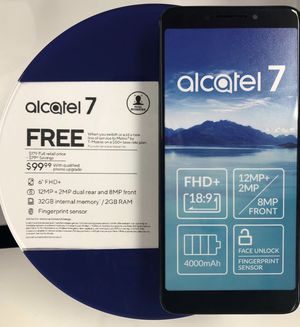 Alcatel 7 for Sale in San Angelo, TX