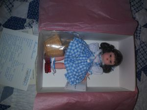 Madame Alexander wizard of oz for Sale in Tabernacle, NJ
