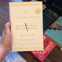 The Tipping Point - Book By Malcolm Gladwell for Sale in Houston,  TX