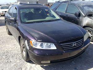 2006 Hyundai Azera @ U-Pull Auto Parts 048252 for Sale in Las Vegas, NV