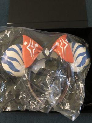 Disney Star Wars Ahsoka Tano Ear Headband for Sale in Los Angeles, CA