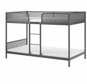 Bunk bed w/mattress for Sale in Tulsa, OK