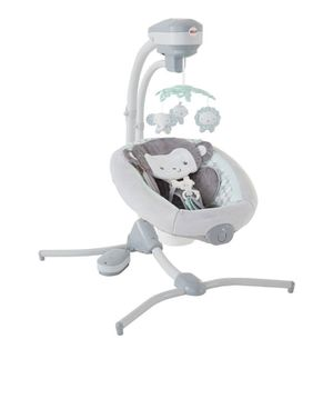 Fisher Price Sweet Surroundings Monkey Cradle & Swing for Sale in San Francisco, CA