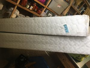 Free two box spring for Sale in Everett, WA