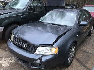 Audi A6 twin turbo 2004 2.7 for Sale in Wellesley, MA
