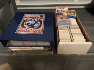 Childhood Sports Card Collection (Late 80's to Early 90's) for Sale in Cary, NC