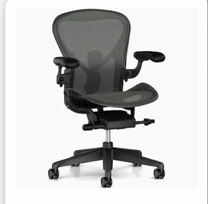 HERMANN MILLER OFFICE CHAIR AERON for Sale in North Miami, FL