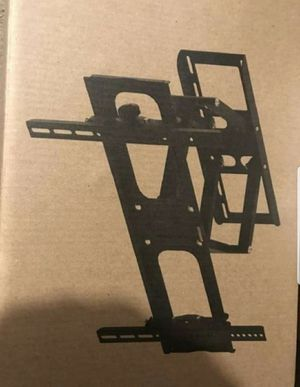 Full motion tv wall mount Hardware and instructions included 25 to 60 inch for Sale in Plano, TX