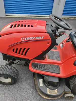 Troy Bilt Riding Lawn Mower for Sale in Frederick, MD