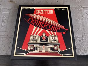 Led Zeppelin Mothership 180g Vinyl Box Set for Sale in Los Angeles, CA