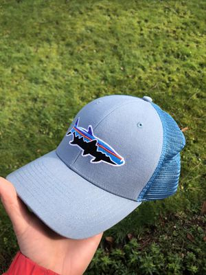 *New Patagonia FitzRoy Trout Trucker Hat for Sale in Arlington, WA