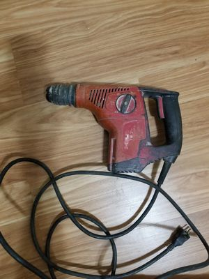 Hilti hammer drill for Sale in Denver, CO